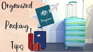 Download Pack With Me! | Organized Packing Tips Video