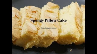 Download Spongy Pillow Cake Video