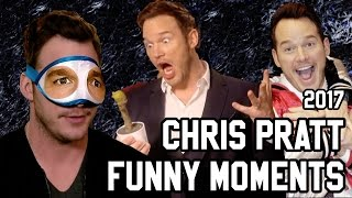 Download CHRIS PRATT FUNNY MOMENTS 2017 | Guardians of the Galaxy 2 Video