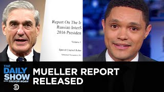 Download The Mueller Report: Reading Between the Redacted Lines | The Daily Show Video