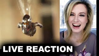 Download Ant-Man & The Wasp Trailer 2 REACTION Video