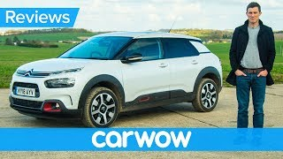 Download Citroen C4 Cactus 2018 SUV in-depth review | carwow Reviews Video