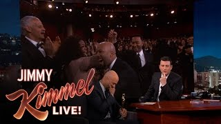 Download Common Left Oprah Hanging at the Oscars Video