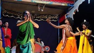 Download Yakshagana - Bhaktha Prahalada - 5 - Guru matta - Hasya - 2 Video