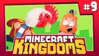 Download CHICKEN HEAD - Minecraft Kingdoms [#9] Video