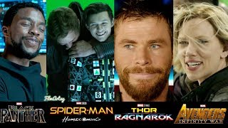 Download Marvel Cast Hilarious Bloopers and Gag Reel(Part-2) | Try Not To Laugh 2018 Video