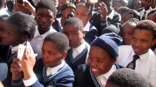 Download World Teachers Day in Ivory Park Video