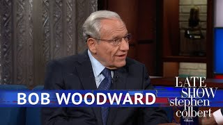 Download Bob Woodward: Let The Silence Suck Out The Truth Video