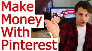 Download How to Get More Pinterest Followers (For Deadbeat Affiliates) Video