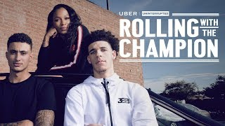Download Cari Champion With Lonzo Ball And Kyle Kuzma   ROLLING WITH THE CHAMPION Video
