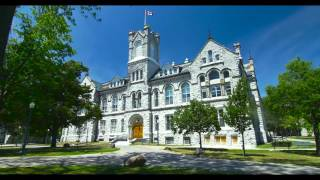 Download Queen's University Campus 2016 in 4K Video