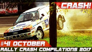 Download Rally Crash Compilation Week 41 October 2017 RallyLegend Best of | RACINGFAIL Video