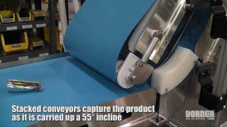Download Vertical Pouch Handling Conveyor System Video