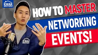 Download How to Master Networking Events! Video