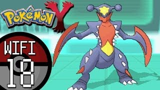 Download Pokemon X and Y Wifi Battle #18: Vs. Vin | Mega Garchomp Is Too Powerful! Video