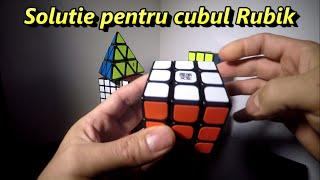 Download Solutie cubul Rubik 3x3x3 pentru incepatori Video