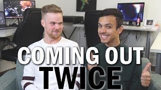 Download Coming Out Twice Video