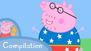 Download Peppa Pig Episodes - Daddy Pig compilation - Cartoons for Children Video