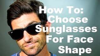 Download Face Shape and Sunglasses: How To Choose The Best Sunglasses For Your Face Shape Video