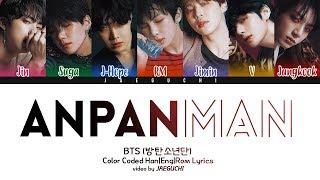 Download BTS (방탄소년단) - ANPANMAN (Color Coded Lyrics Eng/Rom/Han) Video
