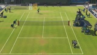 Download Virtua Tennis 2009 Gameplay (Wii) Video