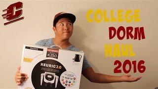 Download College Dorm Haul 2016 Video