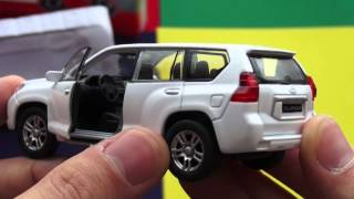 Download Toyota Land Cruiser Prado 150 Welly Toys. Video
