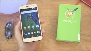 Download Moto G5 Plus Unboxing and First Impressions! Video