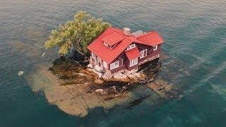 Download Невероятные места в которых построены дома Video