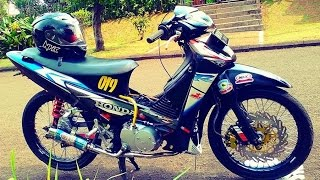 Download Motor Trend Modifikasi | Video Modifikasi Motor Honda Supra X 125 Road Race Terbaru Video