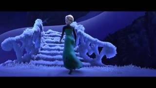 Download Elsa canta ¨Libre Soy¨ -Frozen Una Aventura Congelada. HD. Video
