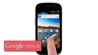 Download Getting to know your Nexus S:Downloading applications from Android Market Video