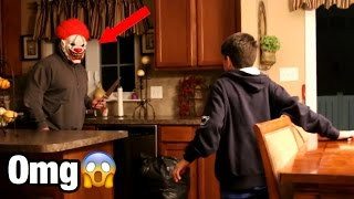 Download MY STALKER KILLER CLOWN BREAKS INTO MY HOUSE! *CRAZIEST THING IN MY LIFE* Video
