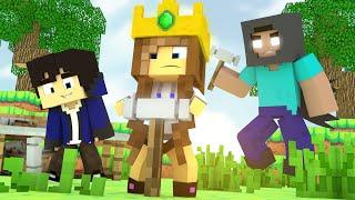 Download Minecraft: SPEED BUILDERS - A PRINCESA E O HERÓI! ft. Jean Video