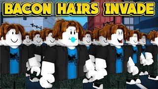 Download BACON HAIRS ARE INVADING JAILBREAK! (ROBLOX Jailbreak) Video