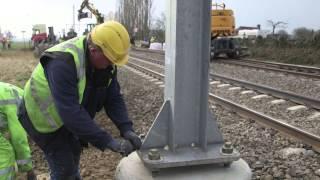 Download ProRail | Herstelwerkzaamheden Teuge in volle gang Video
