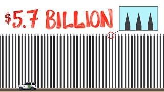 Download What Can You Buy With 5.7 Billion Dollars? (Trump's Wall Cost) Video