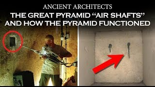 Download The Mystery of the Great Pyramid Air Shafts + The Function of the Pyramid | Ancient Architects Video