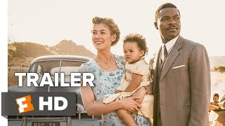 Download A United Kingdom Official International Trailer 1 (2016) - David Oyelowo Movie Video