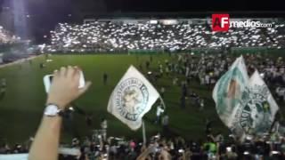 Download Homenaje y despedida a Chapecoense en Arena Condá Video