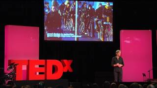 Download Bicycle Culture by Design: Mikael Colville-Andersen at TEDxZurich Video