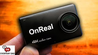 Download The first USEFUL GoPro Clone? The OnReal 4K Action Camera! Video