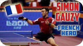 Download Simon Gauzy - The French Hero [HD] Video