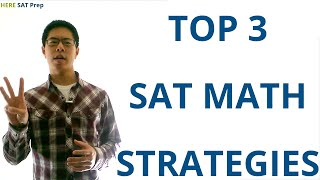 Download 3 SAT Math Strategies to Raise Your SAT Score Video