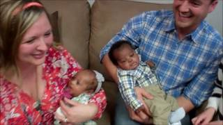 Download Twins' Adoption Day! 3/15/2017 Video