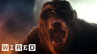 Download 'Kong: Skull Island' - Designing the King of the Jungle   Design FX   WIRED Video