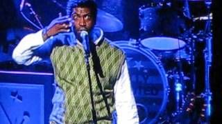 Download Deon Cole performs live at the Conan O'Brien Tour on April 25, 2010 Video