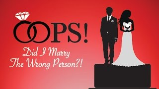 Download Oops! Did I Marry the Wrong Person? - Part 2: ″Who's Mr. Right?″ with Jim Botts Video