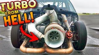 Download The BIGGEST Turbo We've EVER Seen! *not photoshopped* Video