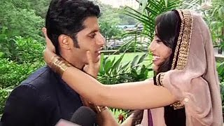 Download Qubool Hai Behind The Scenes On Location 1st August Video